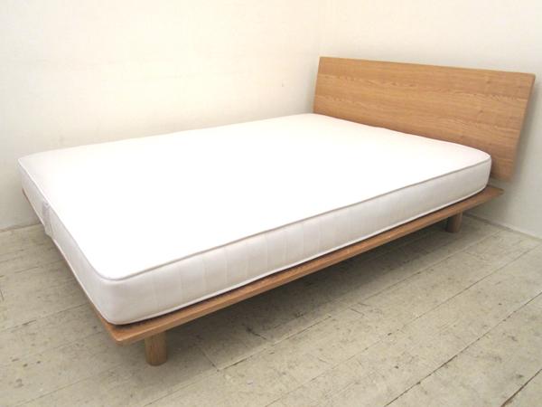 ベッド 無印良品 ベッド サイズ : 無印良品の現行モデルのベッド ...