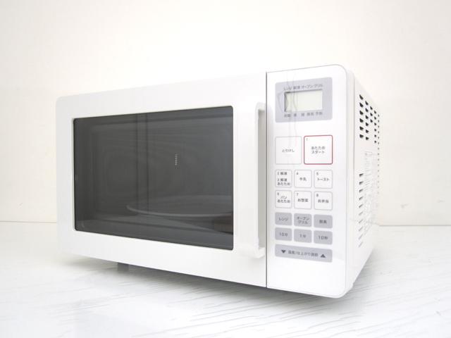 MUJI 無印良品 オーブン 電子レンジ M-E10C 09年製